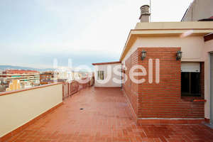 Penthouse for sale in Barcelona.